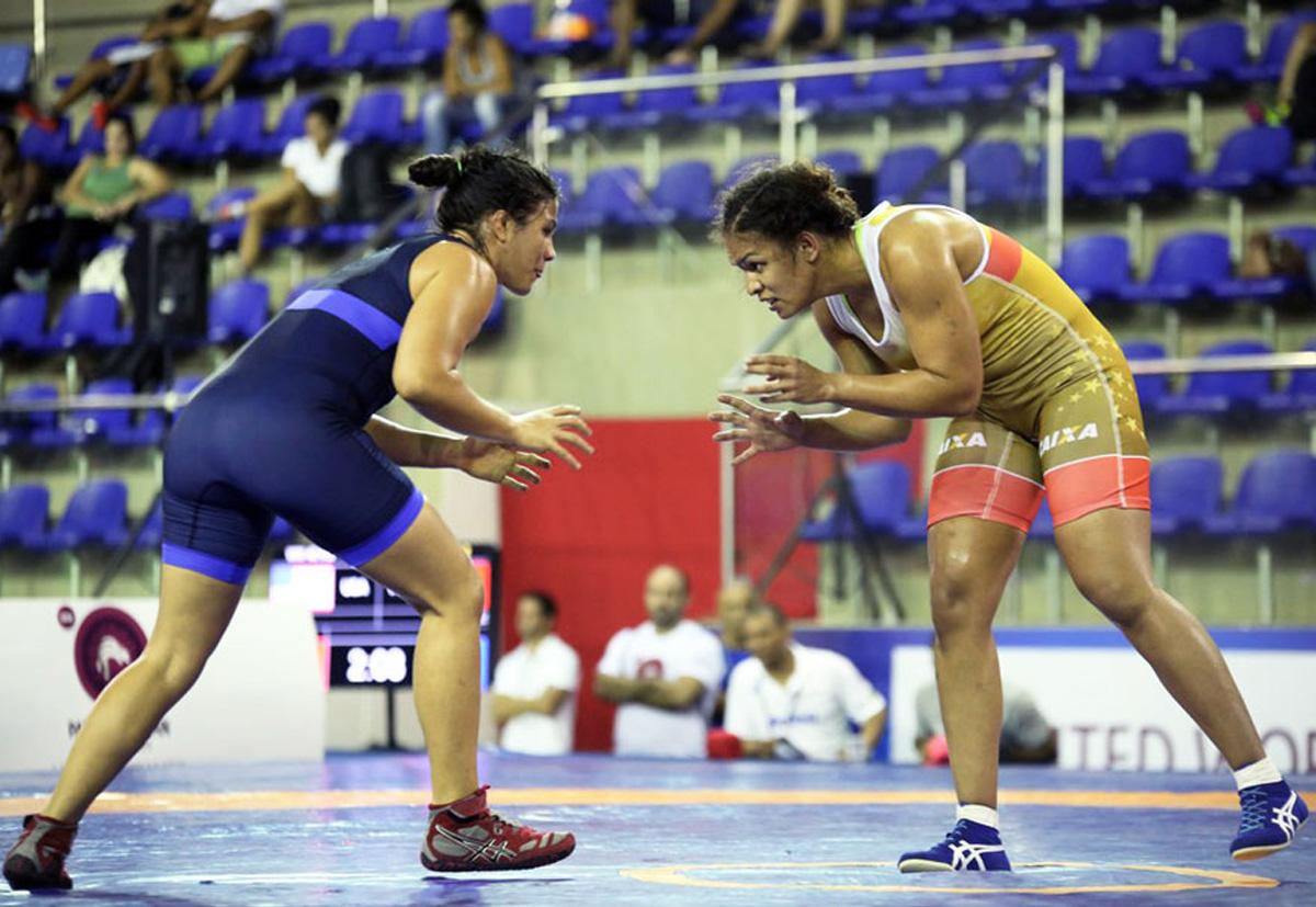 """Aline Silva: """"Quero lavar minha alma neste ciclo olímpico"""""""