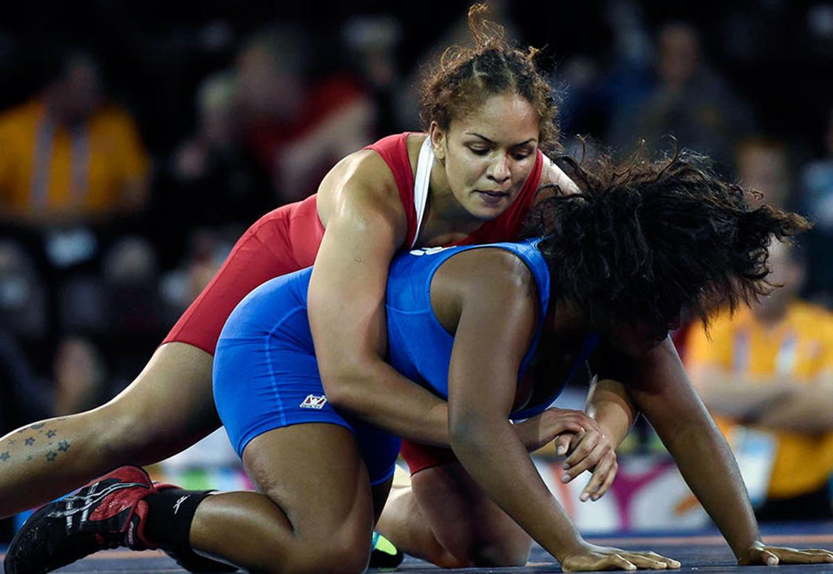 Medalhistas pan-americanos são convocados para mundial de wrestling