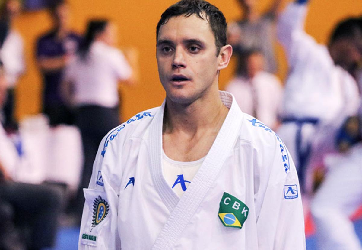 Medalha de ouro no 20º Budapest Open, Douglas Brose comemora duas finais consecutivas