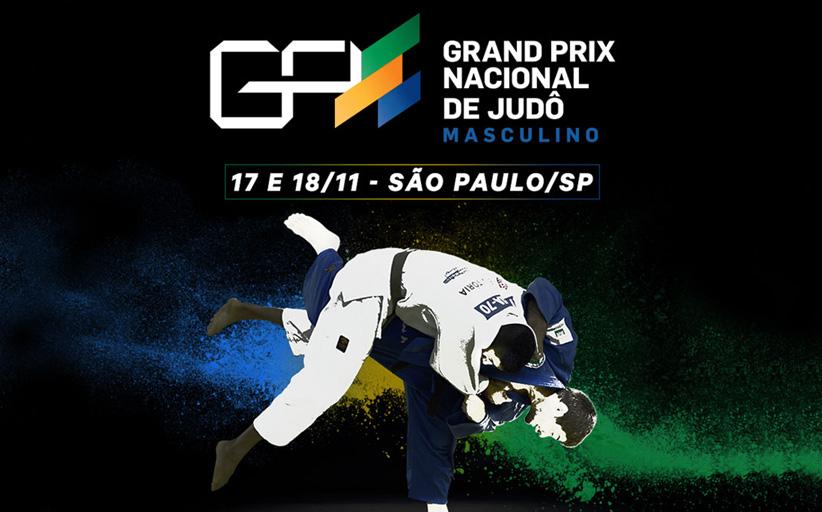Brasileiro sênior será disputado em legado olímpico com transmissão ao vivo no SporTV