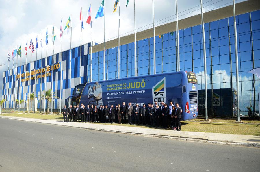 Centro Pan-Americano de Judô recebe o Campeonato Brasileiro de Karatê