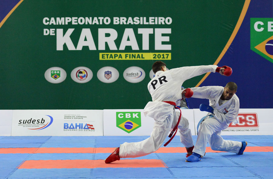 Transmissão ao vivo pelo SporTV revela novo momento do karatê olímpico