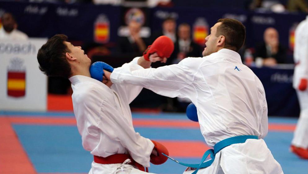 Douglas Brose está na final do Karate 1-Series A Guadalajara