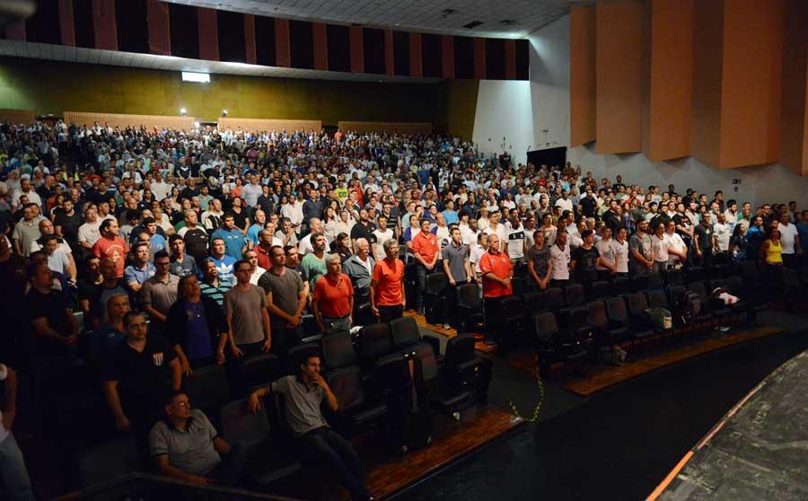 Primeira fase do credenciamento técnico da FPJudô reúne 1.200 professores em São Caetano