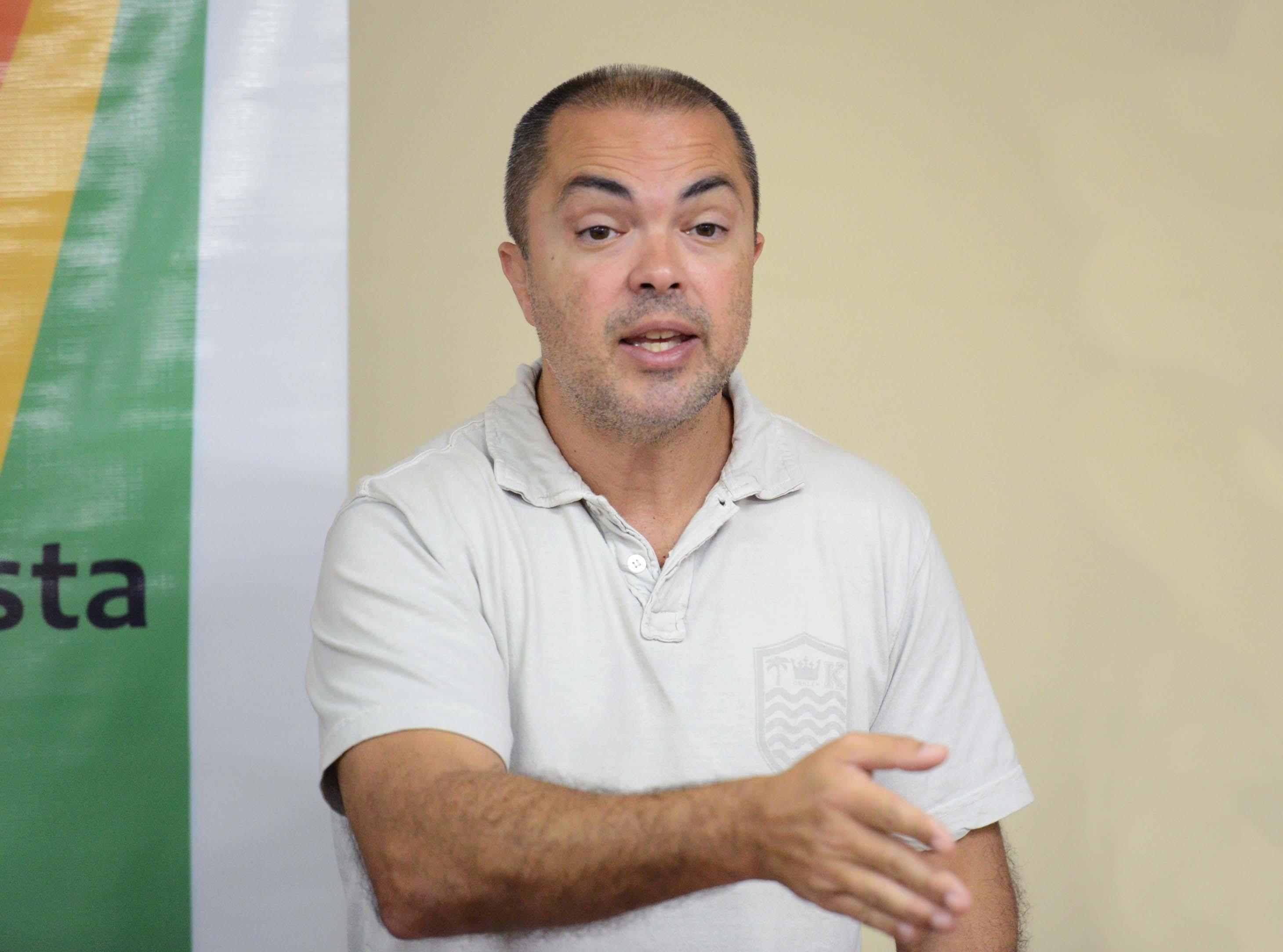 Rogério Sampaio elogia o processo de renovação e a adequação estatutária da FPJudô