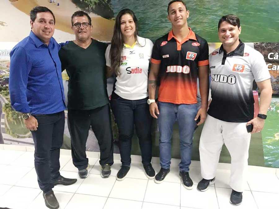 Secretaria de Estado do Esporte apoia judocas sergipanos que disputarão o Pan-Americano