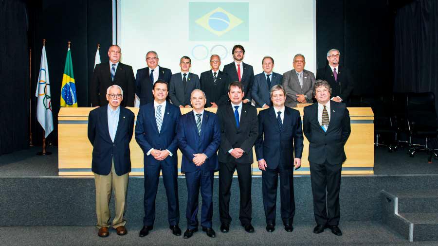 Eleições do COB autenticam total domínio político de Paulo Wanderley no cenário olímpico