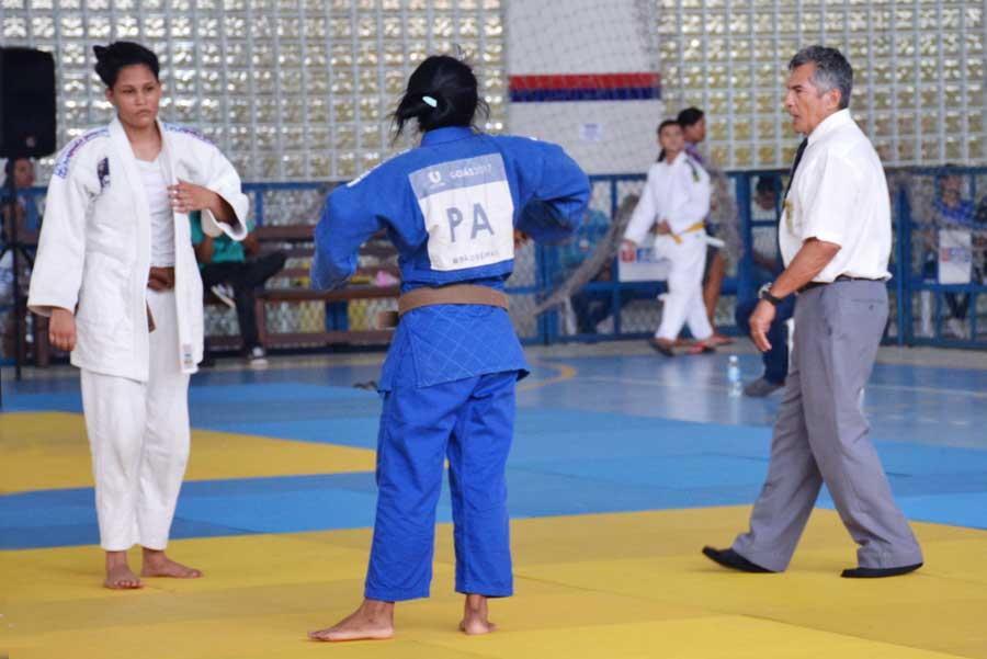 Torneio Agostinho Maciel abre a temporada do judô no Pará