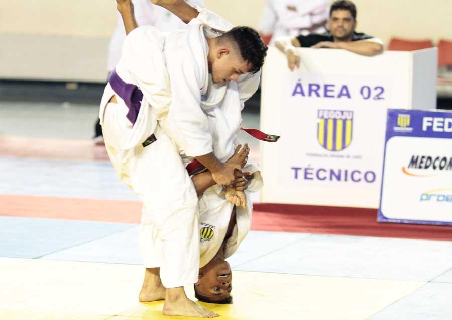 FEGOJU realiza a 3ª etapa do Campeonato Goiano de Judô 2018