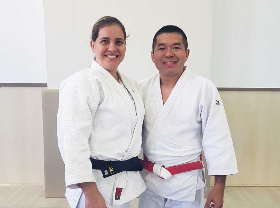 Judoca paralímpica de Maringá é convocada para participar do Campeonato das Américas, no Canadá