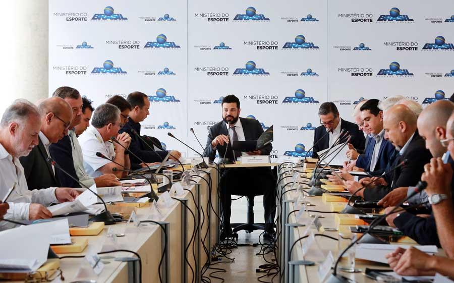Relatório sobre aplicação de recursos do COB entre 2013 e 2016 é aprovado