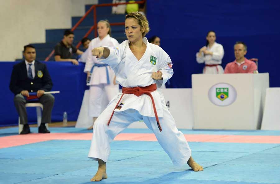 Seleção Brasileira de Karatê tem cinco baianos na luta por vaga nos Jogos de Tóquio 2020