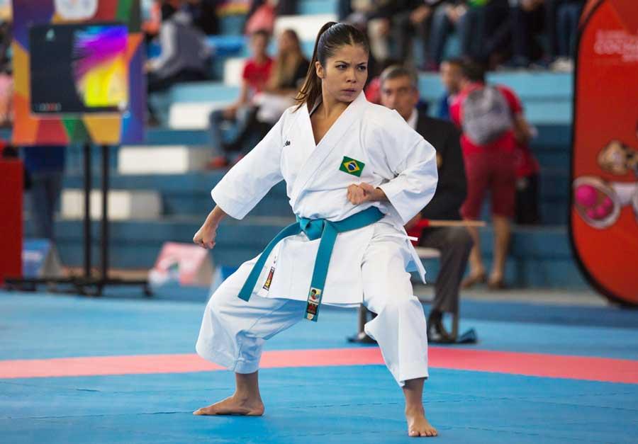 Hoje é o dia D para a seleção brasileira de karatê nos Jogos Sul-Americanos de Cochabamba
