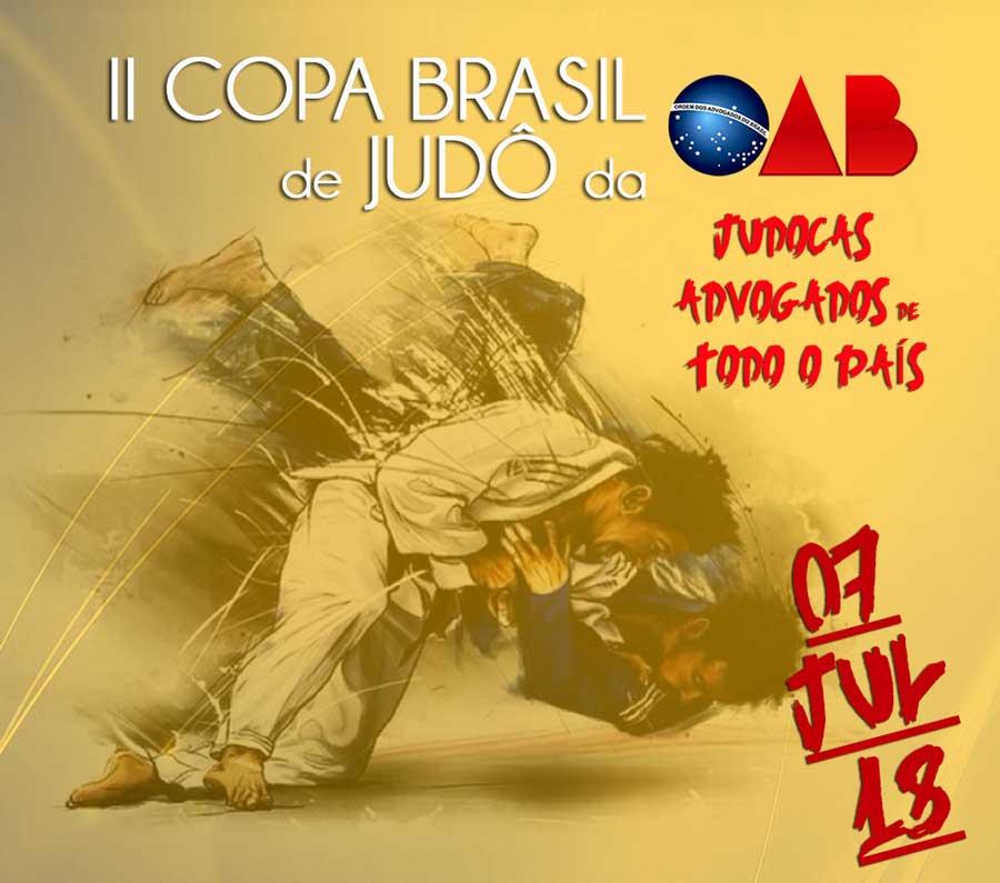 12ª Delegacia Mogiana realiza a 2ª Copa Brasil de Judô da OAB