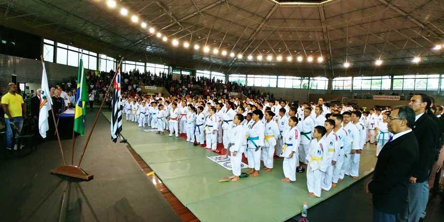 Santos sedia fase inter-regional do Campeonato Paulista de Judô