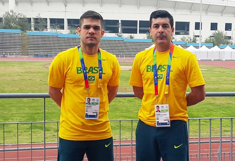 Técnicos da seleção brasileira de karatê farão análises do Campeonato Europeu Sênior