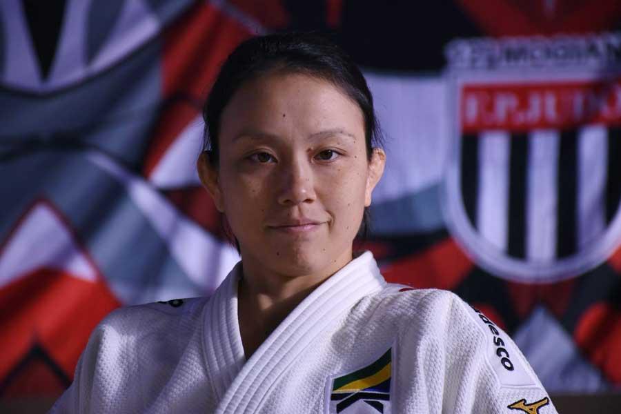 Yuko Fujii, a primeira mulher no comando da seleção masculina de judô