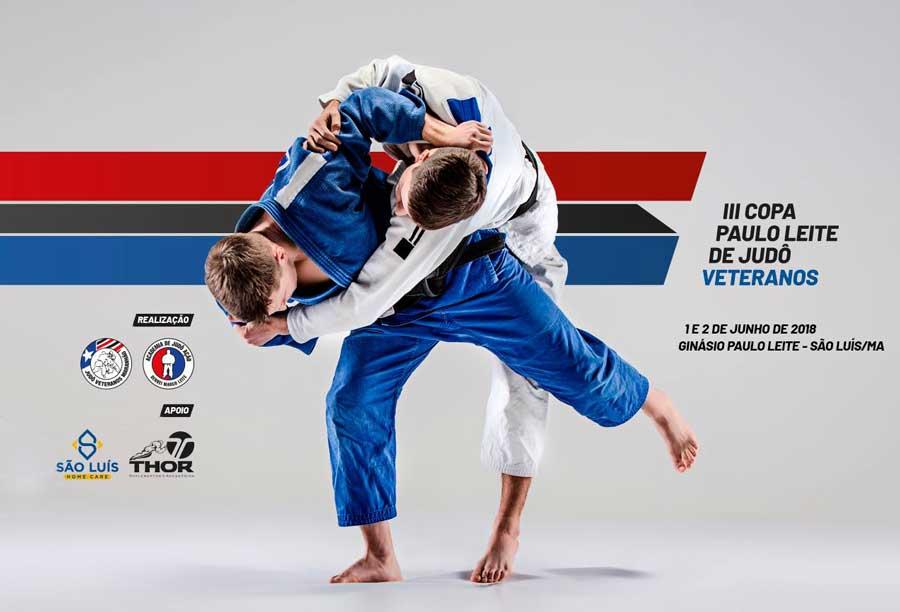 Judocas amapaenses conquistam quatro medalhas na Copa Paulo Leite de Judô Veteranos