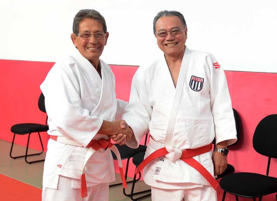 Dante Kanayama é nomeado coordenador geral dos exames de graduação da FPJudô