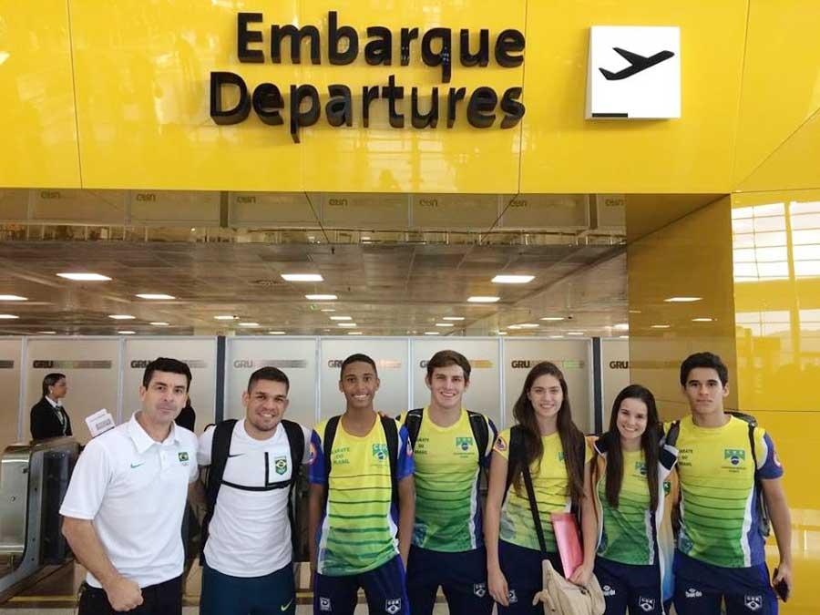 Equipe Brasileira disputa o Youth Olympic Games na Croácia