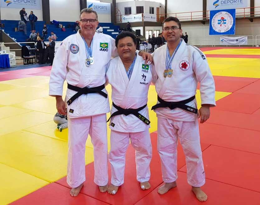 Judocas da Associação de Judô Mauá Conquistam medalhas em  Buenos Aires e São Carlos