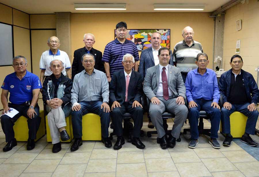 FPJudô convoca comissão de graduação e define nomes dos professores que serão promovidos