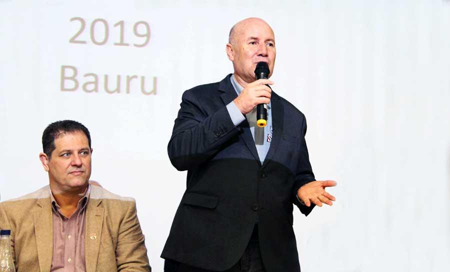 SESI Bauru sedia a segunda fase do credenciamento técnico da FPJudô