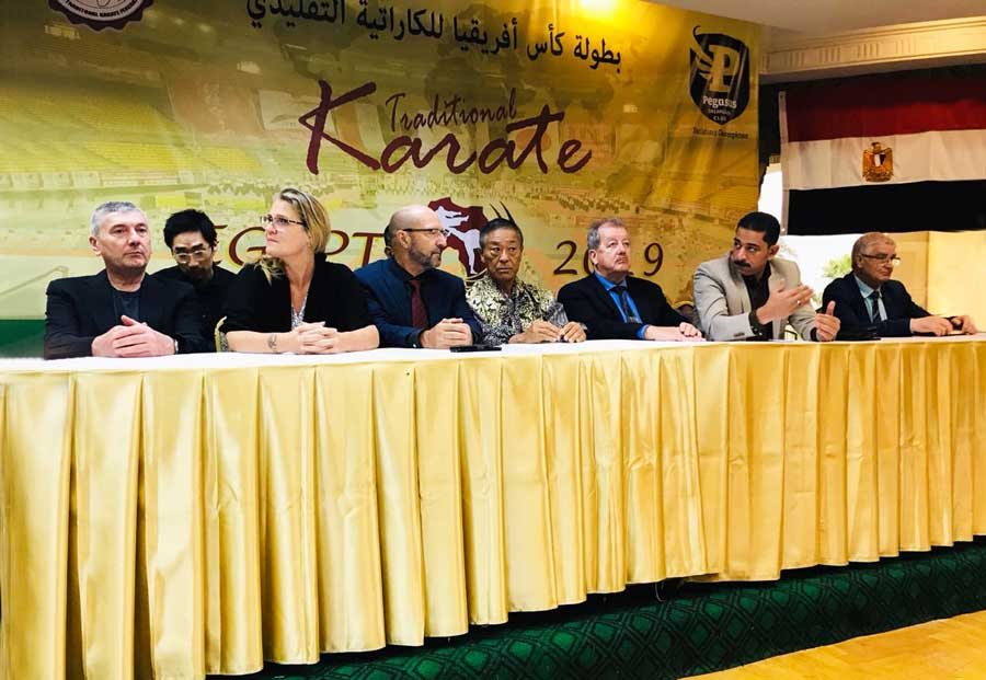 Held in Egypt, Masters Course is expected to leverage ITKF's growth in Africa