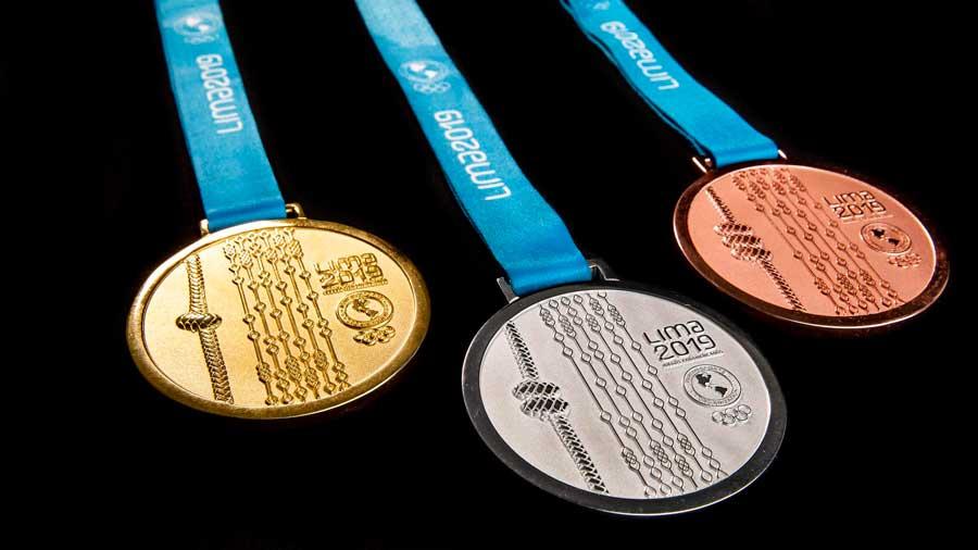 Pan-Americano de Lima atualiza quadro de medalhas após casos de doping; Brasil segue em 2º