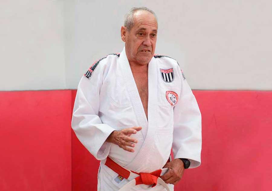 Com a morte de Osmar Feltrim o judô paulista perde uma de suas principais lideranças