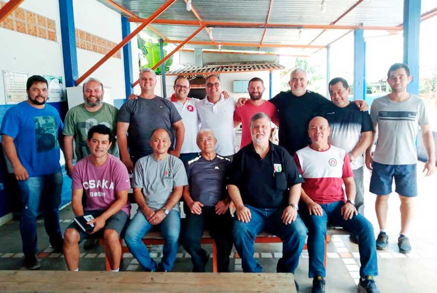 Delegacia Regional Norte do Paraná realiza reunião em Ibiporã