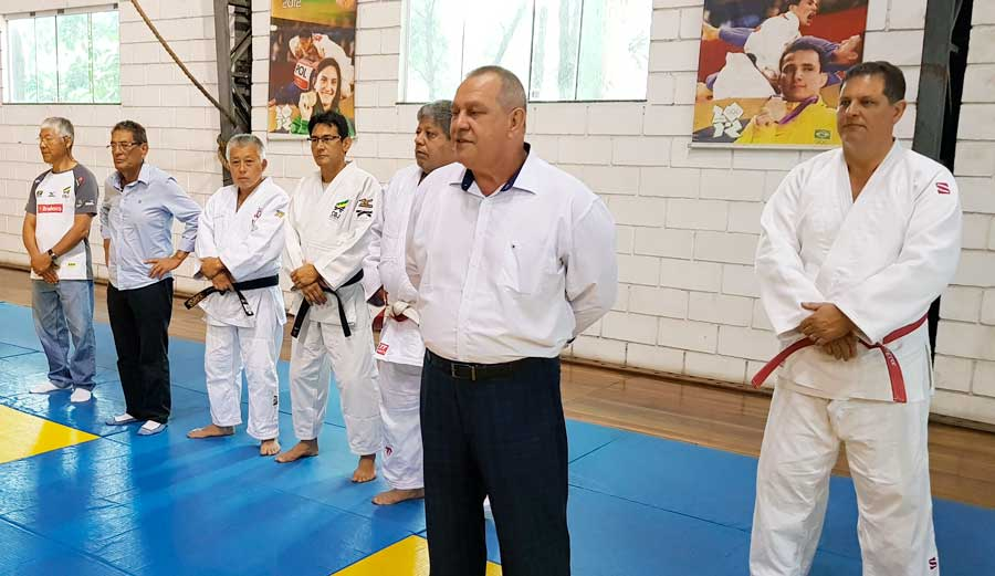 Provocativo e absolutista, Sílvio Acácio volta a São Paulo sem notificar a FPJudô