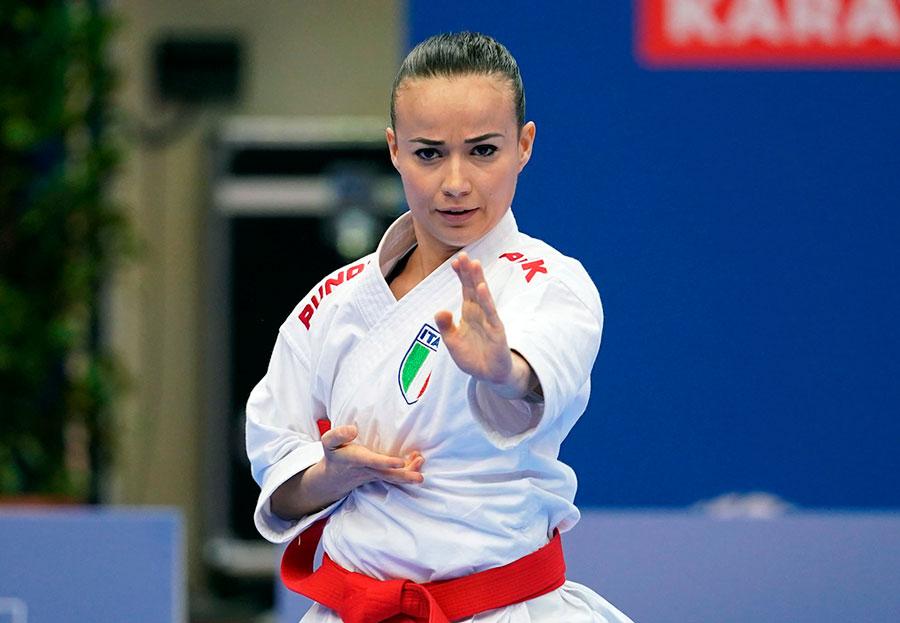 WKF anuncia os 32 primeiros karatecas classificados para os Jogos de Tóquio 2020