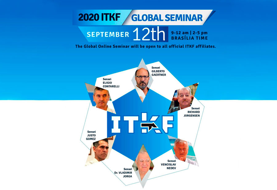 ITKF's first global virtual seminar brings together more than 50 countries and achieves absolute success