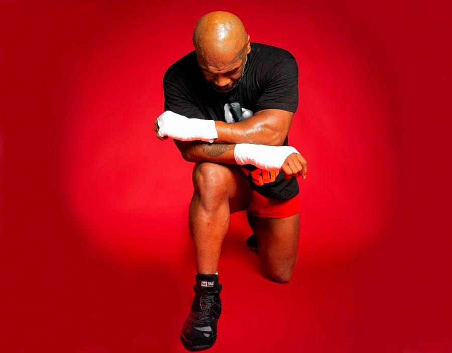Mike Tyson revela tentativa de mudar postura: