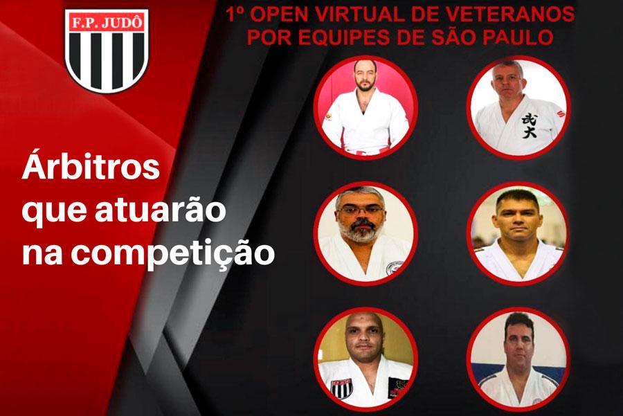 Sorteio das chaves define os confrontos do Open Veteranos por equipes mistas de São Paulo