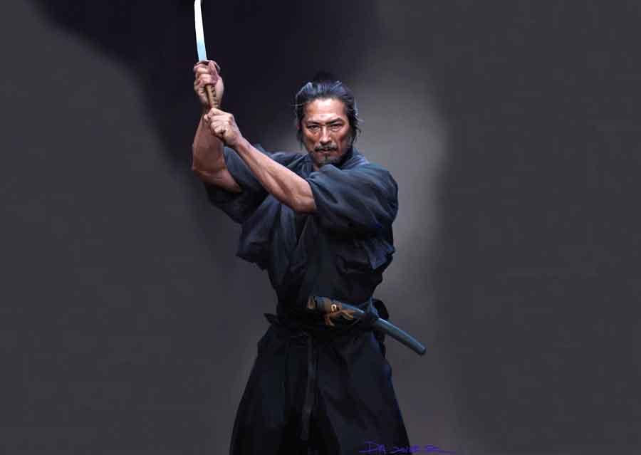 Os samurais, o seppuku e o Budô