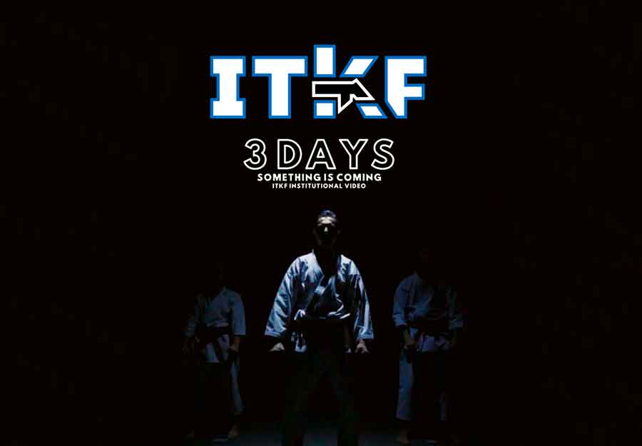 ITKF leaders project the future of the sport in institutional vídeo