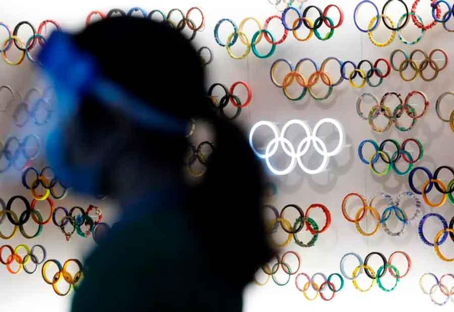 Japão diz que cabe ao COI decidir se Olimpíada de Tóquio vai acontecer