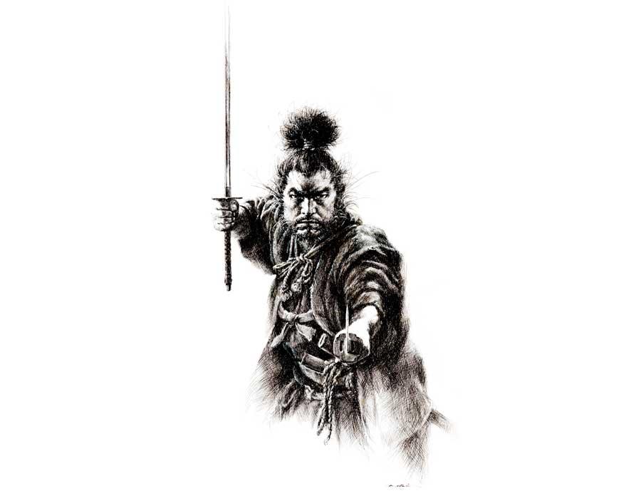 Budô: Miyamoto Musashi, o estrategista