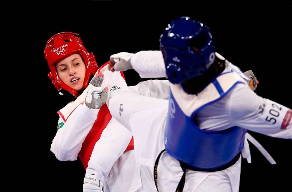 Trajetória do taekwondo em Tóquio chega ao fim, mas tem a melhor preparação da história