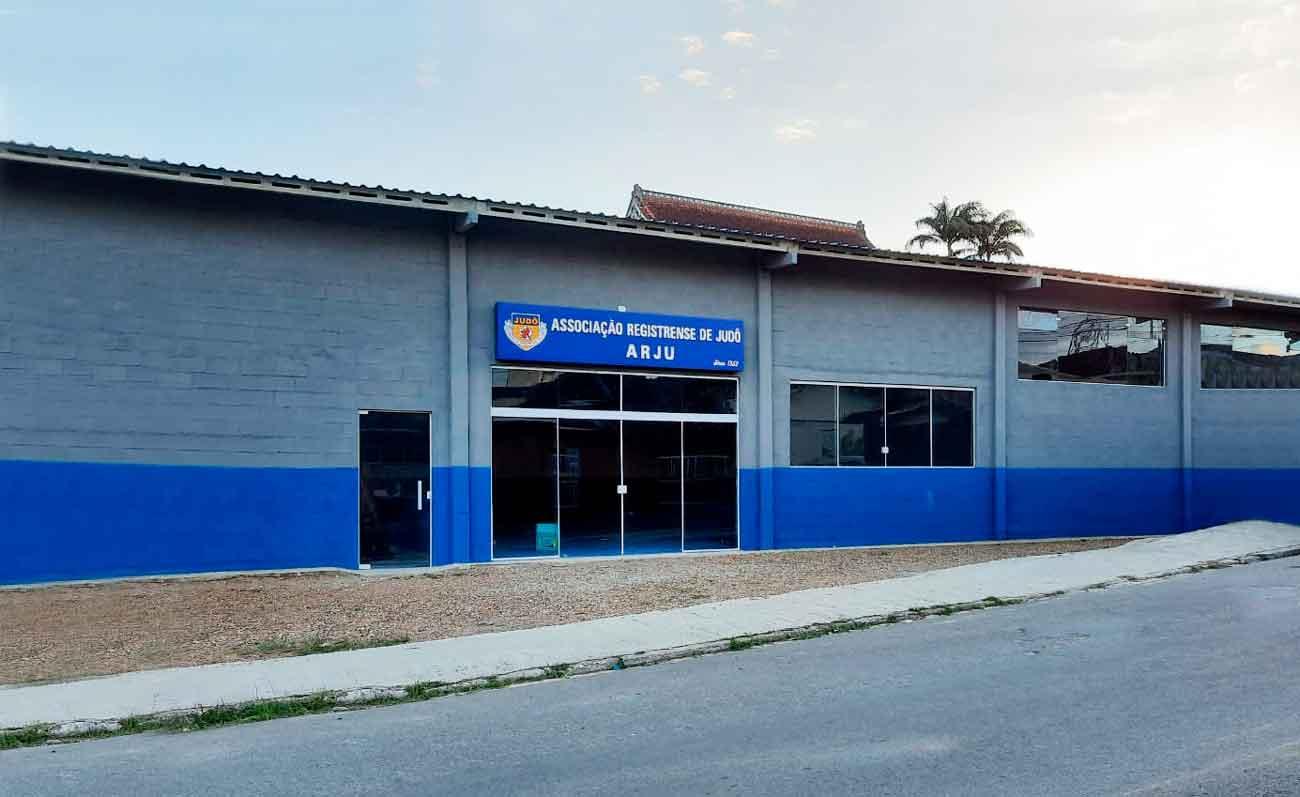 Associação Registrense de Judô inaugura nova sede própria