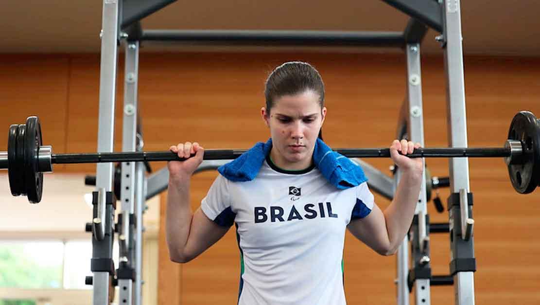 Em sua segunda participação nos Jogos Paralímpicos, Alana Maldonado quer o ouro em Tóquio