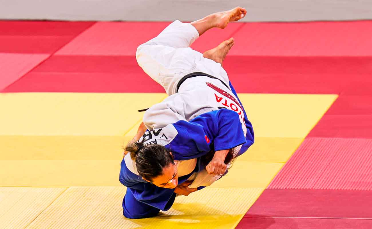 Judoca peso leve, Lúcia Araújo conquista o bronze nas Paralimpíadas de Tóquio