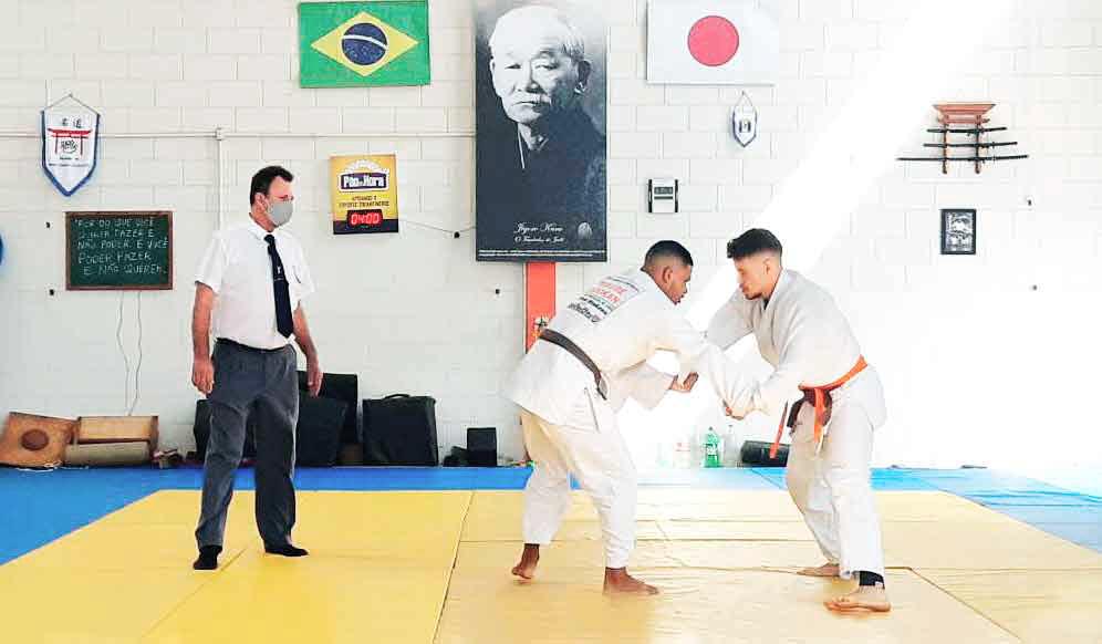 Seletiva para o Campeonato Brasileiro sub 21 marca retorno das competições de judô no Tocantins