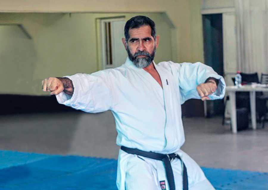 Sensei Justo Gómez will teach seminar in Curitiba capital of Paraná state of Brazil during the ITKF World Championship