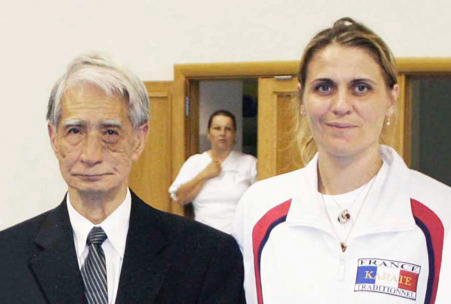 French leader recalls search for perfection that led Nishiyama to create a method based on Budo