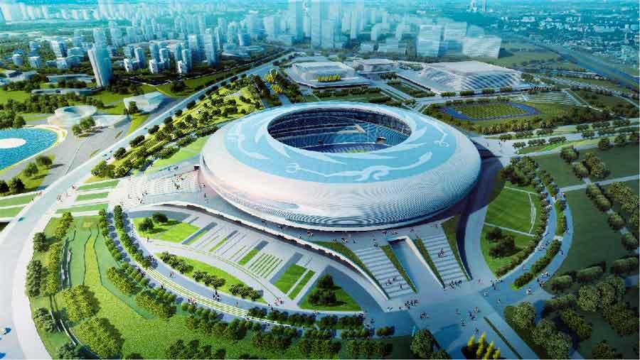 Jogos Universitários Mundiais de Chengdu 2021 foram adiados para 2022 por causa da pandemia