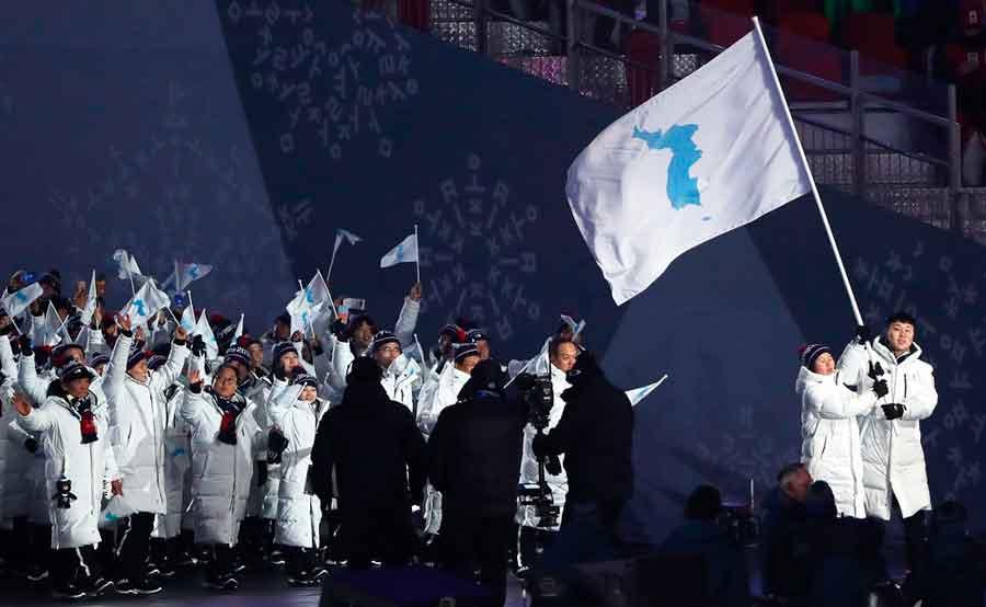 Seul faz proposta de candidatura unificada das Coreias para as Olimpíadas de 2032