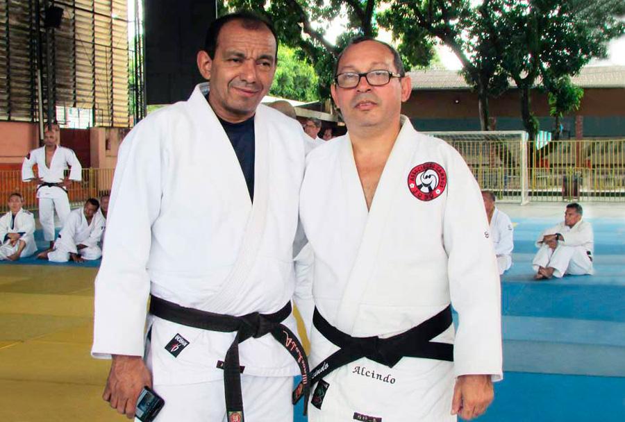 Adaelson Santos e Alcindo Rabelo Campos fogem da Justiça e mantêm o judô paraense imobilizado
